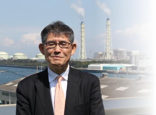 代表取締役社長 吉野 茂